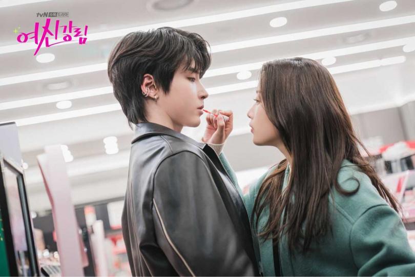 tvN《女神降臨》