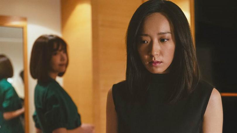 林子熙飾演的洪怡安影響《噬罪者》結局走向。(圖/公視提供)