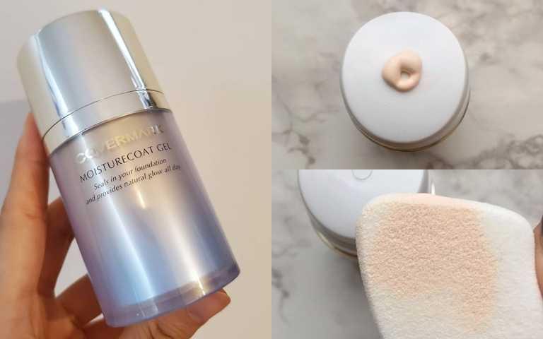 COVERMARK水光液態蜜粉/1,600元藉由獨創的保濕水膜技術,提供肌膚一層持妝力超高的隱形保護薄膜。(圖/IG@h_cosme_h、IG@rinrinwoody25)