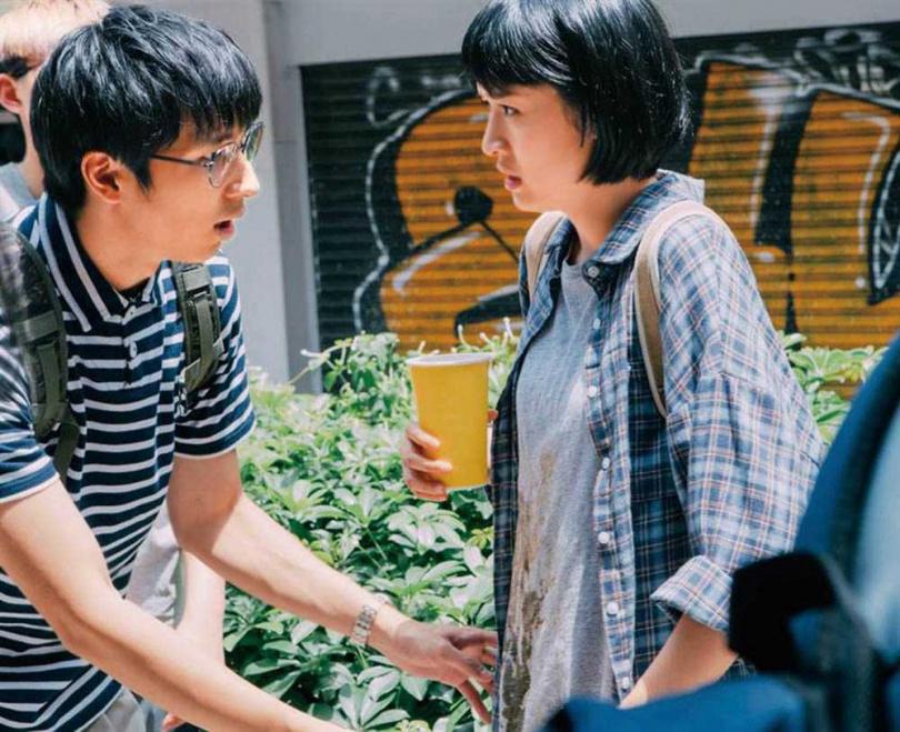 出道作品《20之後》讓胡釋安入圍金鐘獎,為演員之路奠定好的開始。(圖/公視提供)