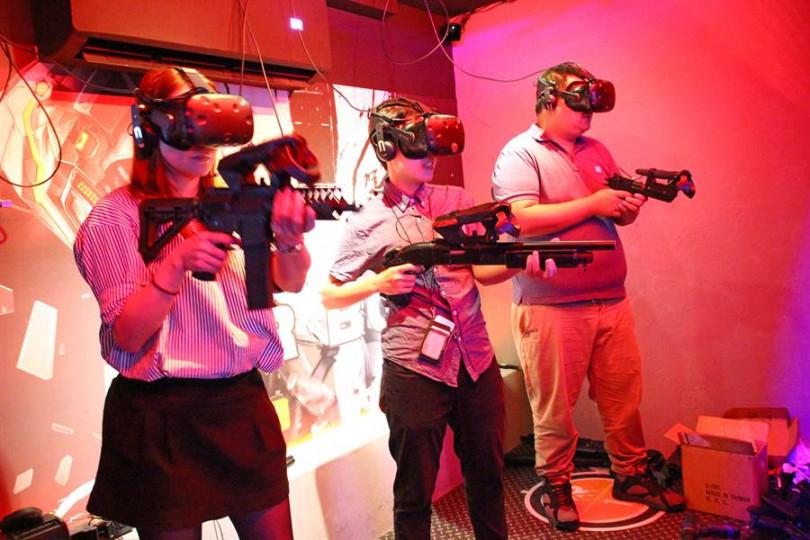 「BOX Taipei」VR群戰區,尖叫聲無極限!