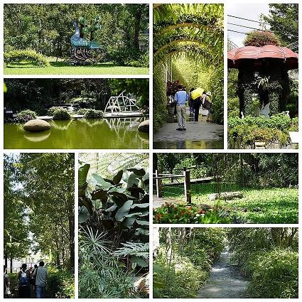 楓樺台一渡假村極具知性與感性的觀光旅遊景點