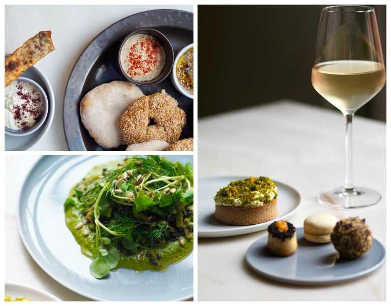 Loui餐廳以高品質帶來一道道豐富美味的料理。