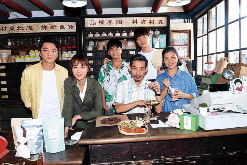 電視劇《俗女養成記2》在台南拍攝期間,于子育抓到空檔便來上幾天的輕旅行。(圖/威視提供)