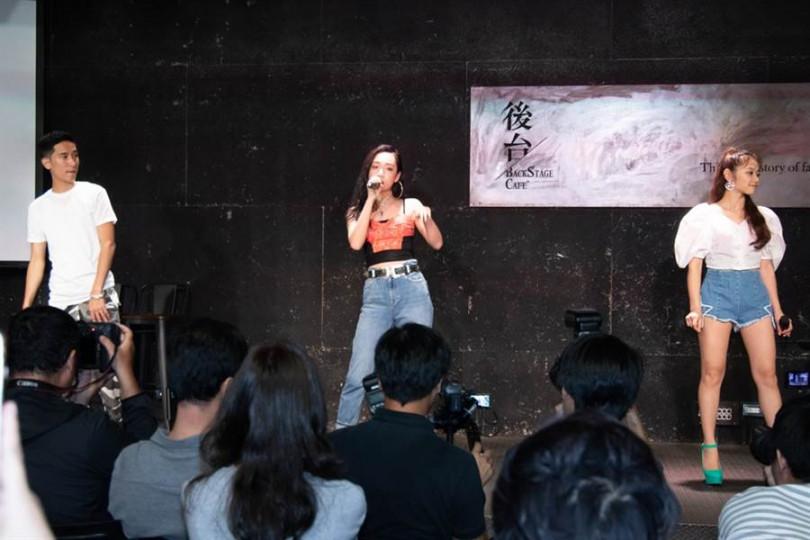 KEIJU(左起)、RIRI和吳卓源將於9月合體開唱。(圖/索尼提供)