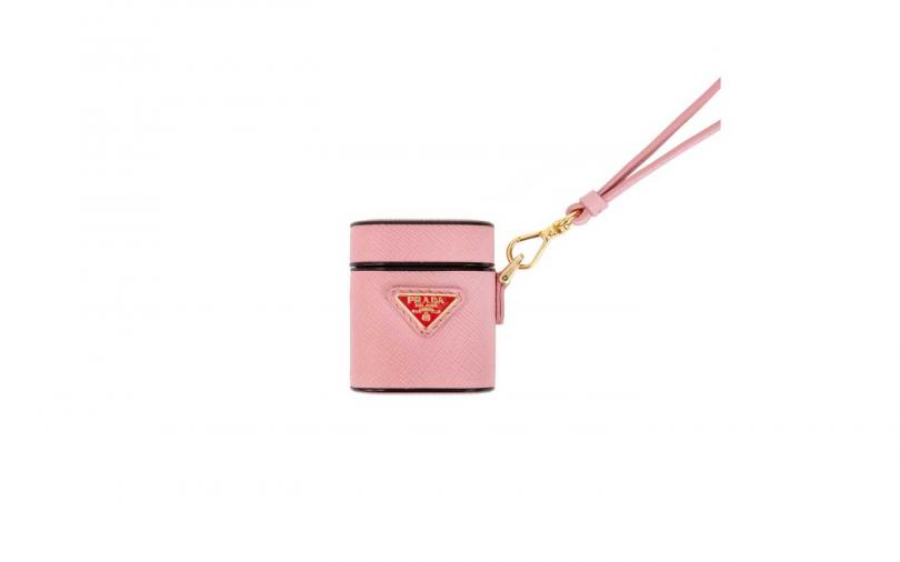 PRADA Saffiano皮革迷你包/13,500元(圖/品牌提供)