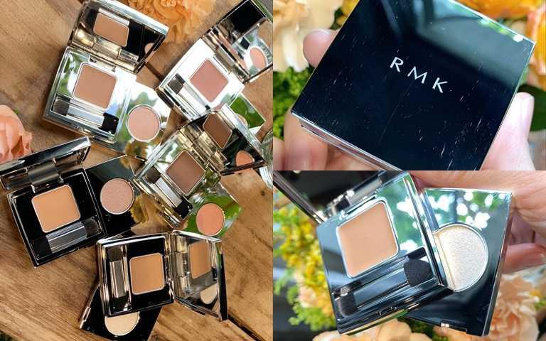 RMK棕采調色眼盒 2.6g 全5款/1,450元  方便收納的設計,更好隨身攜帶。(圖/吳雅鈴攝影)