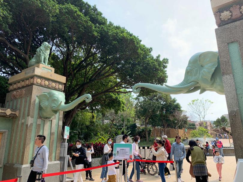 新竹市立動物園即日起休園至6/8。