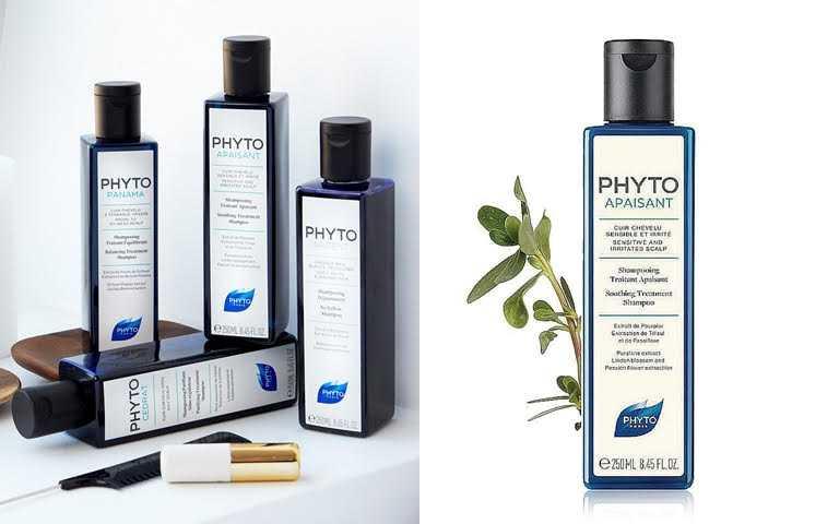圖4/PHYTO髮朵舒敏平衡能量洗髮精/750元針對頭皮敏感、發癢問題皆能有效改善,不管男生女生都適合。(圖/翻攝網路)
