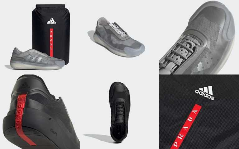 adidas for Prada A+P LUNA ROSSA 21 鞋款/19,000元(圖/品牌提供)