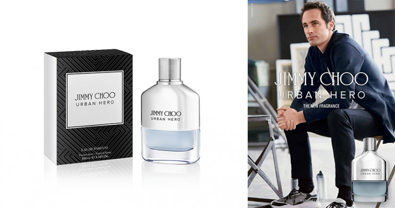 JIMMY CHOO Urban Hero淡香精90ml/NT3,250。(圖/鋒恩香水提供)