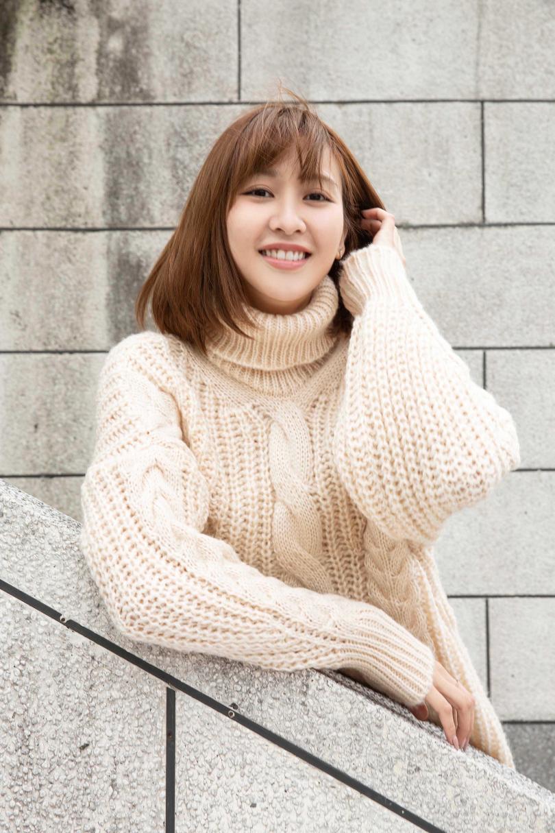 25歲的鄭亞將於2月閃婚。(圖∕凱渥提供)