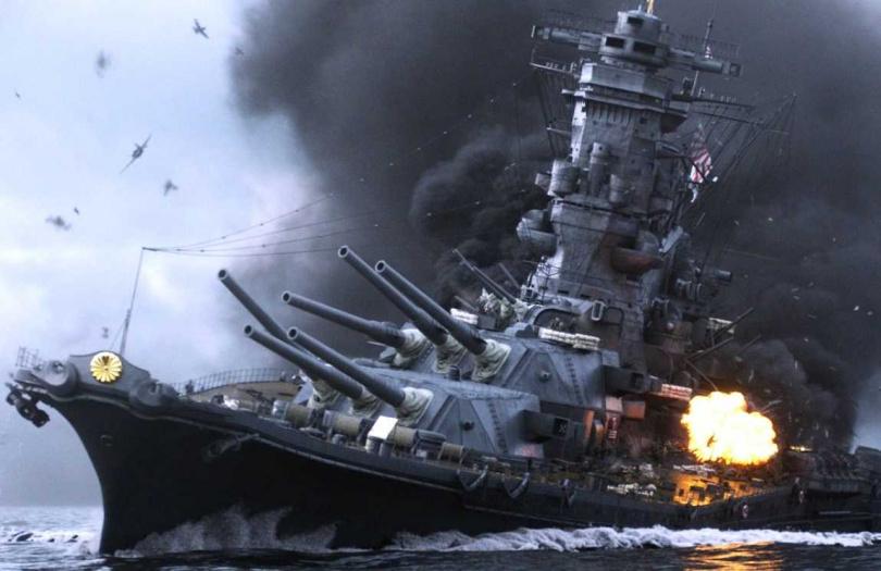 日本帝國海軍司令部決定建造世界最大的戰艦「大和」,向世界宣揚日本國威。(圖/車庫提供)