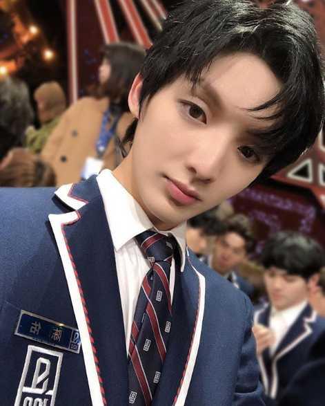 2018年陳佑參加選秀節目《青春有你》展露頭角,現在也有不少大陸演藝活動。