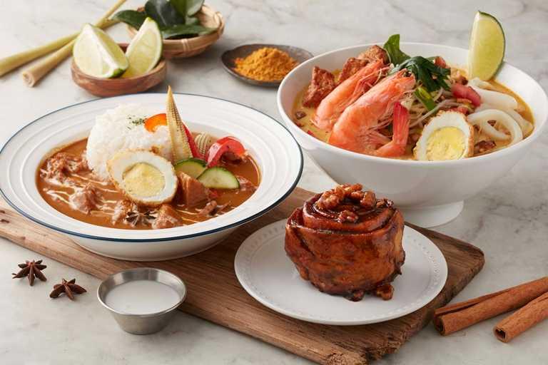 BROOKLYN CAFÉ布魯克林小餐館慶祝周年慶,推出新菜。