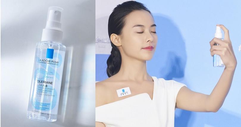 敏弱專家理膚寶水近期新推出的多容安8效舒敏保濕噴霧(100ml/780元),很方便隨身攜帶,當你出門在外皮膚不適時,就能立即噴灑於臉部,為肌膚補足抗敏防護力。(圖/品牌提供)