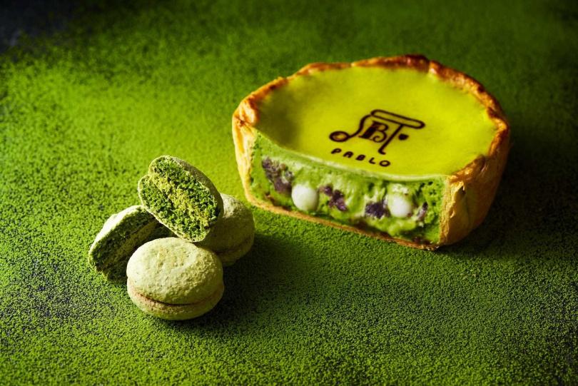 濃郁抹茶風味的達克瓦茲,以愛知縣調配的鮮奶油為內餡,有著多層豐富口感。