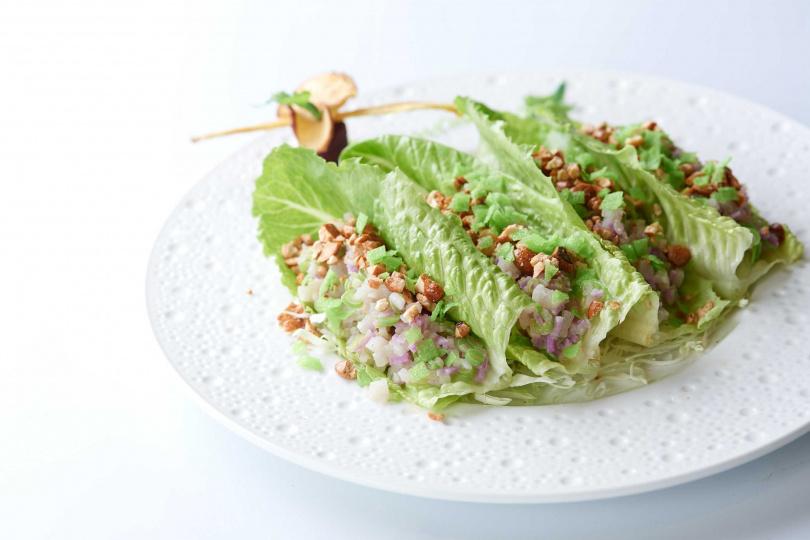「寶島蔬食鬆」嚐起來滋味清爽!