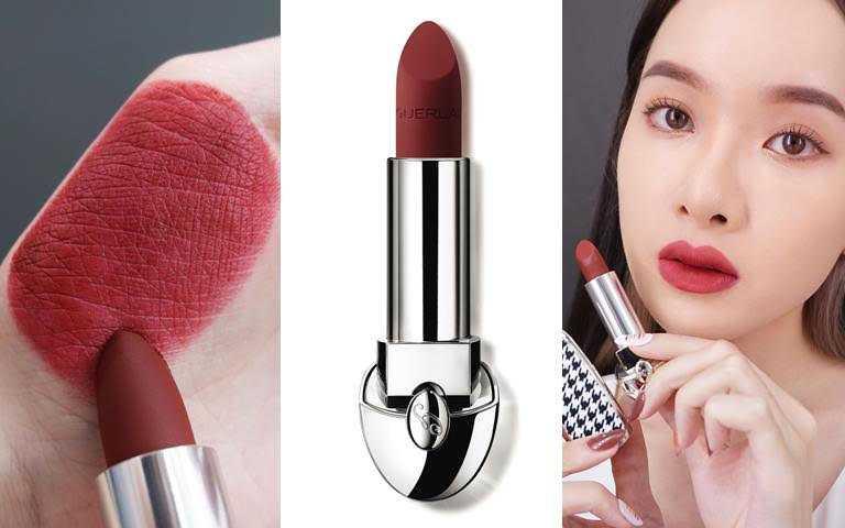 色號#N910性感法式紅是紫色感的酒紅色,想要呈現極度性感女人味時,就選它吧。(圖/品牌提供)