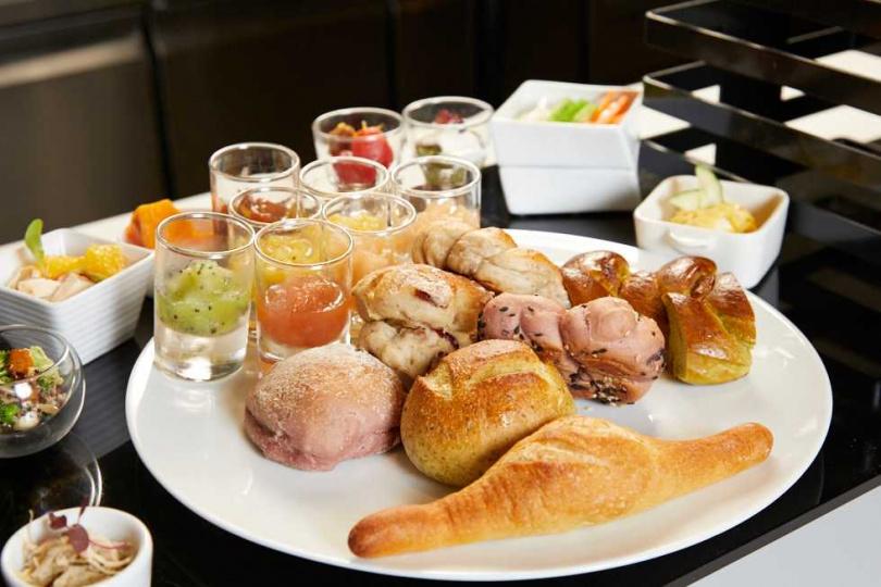 PURE法式餐廳早餐。(圖/HotelsCombined.com.tw提供)