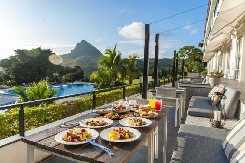 沐餐廳早餐。(圖/HotelsCombined.com.tw提供)