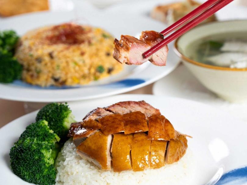 皇樓中餐廳除了櫻桃鴨外,煲仔菜與各式港式點心人氣美食。