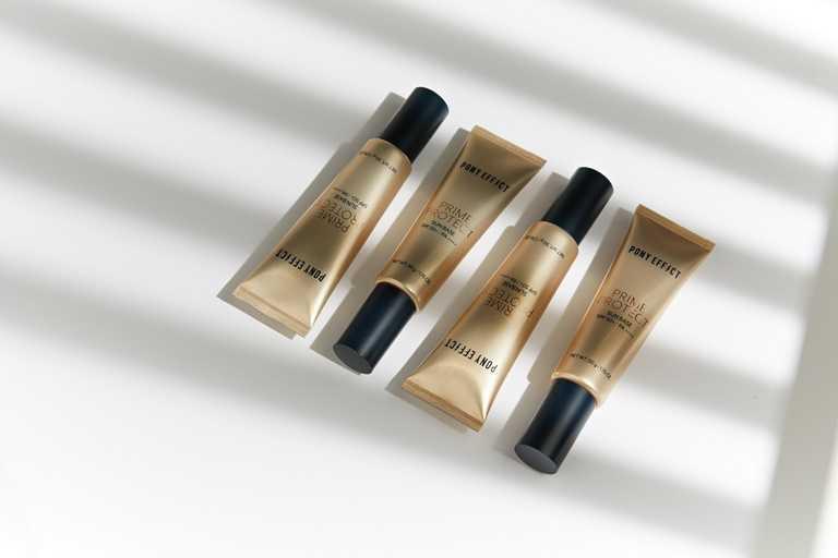 PONY EFFECT水透光妝前防護乳,只要5折就能購買。