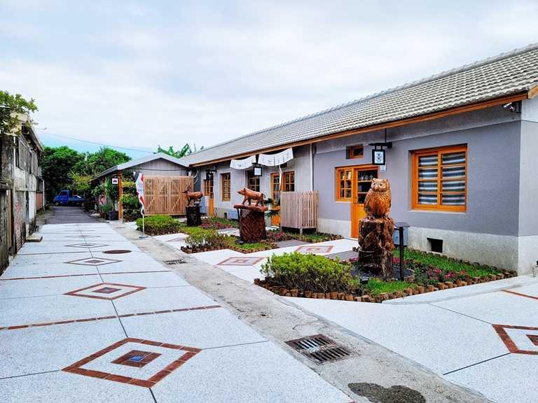 「蘭陽原創館」是首座以以「原民文化」為主的生活美學空間。(圖片提供:宜蘭ㄚ欣的美食日誌)