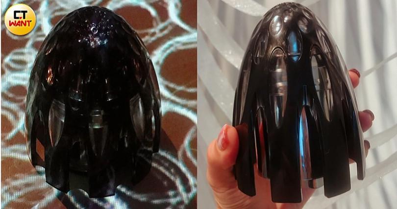 11月剛上市B.A極光黑耀精華液全台400多瓶全部賣光,追加兩次貨,許多POLA迷們依然在排隊等貨中!(圖/黃筱婷攝)
