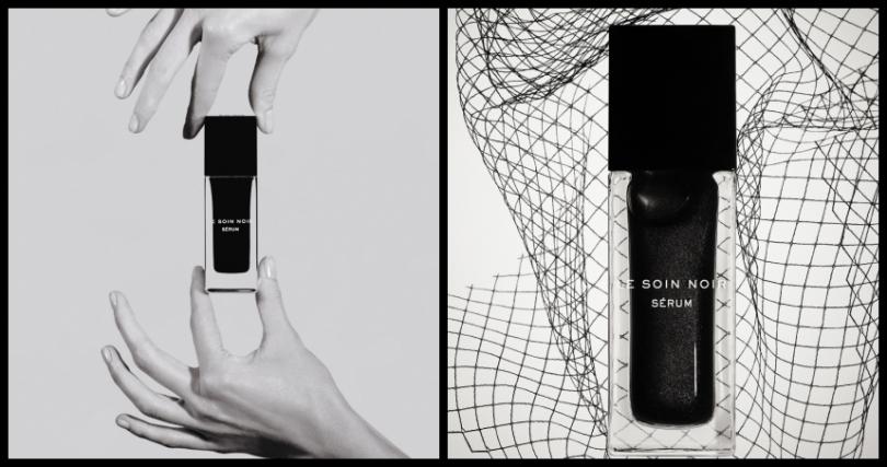 獨特的黑色頂級精華將轉化為肌膚明顯可見的透明柔嫩光澤與細緻感!(圖/品牌提供)
