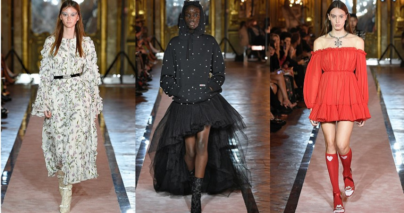 圖說:因為與快時尚品牌合作,讓設計有了更實穿的展現。