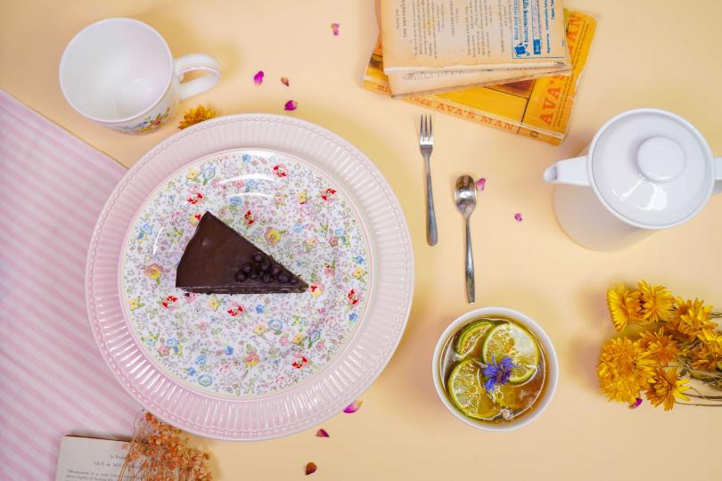 花神派對午茶。(圖/GREENGATE提供)