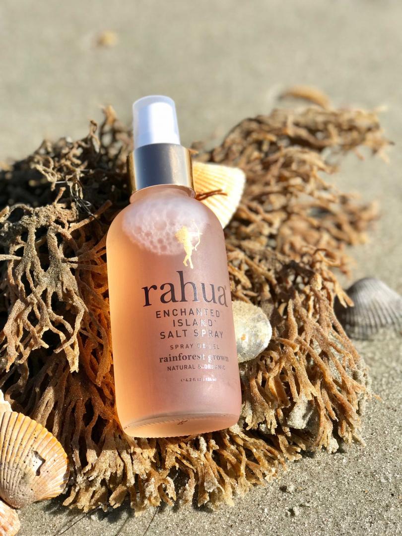 Rahua粉紅海鹽蓬鬆噴霧 124ml/1,250元(圖/品牌提供)