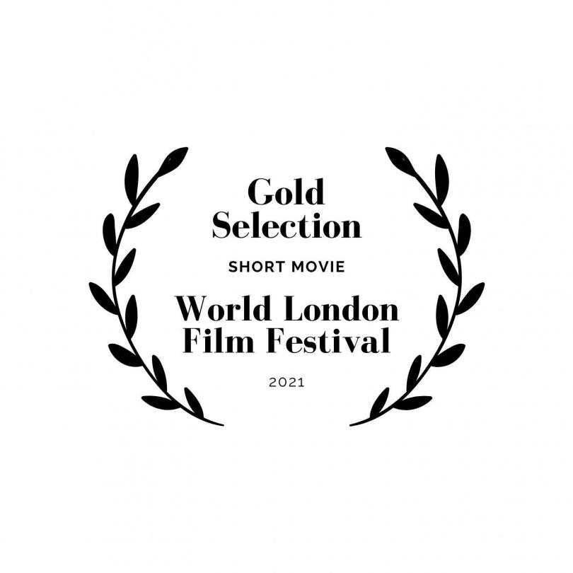 2021倫敦世界電影節金選獎標章
