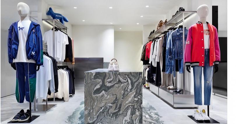 複合式選品店ARTIFACTS在Sogo忠孝店開設新櫃。(圖/品牌提供)