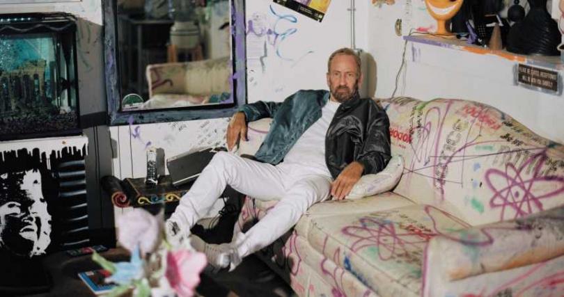 藝術家 Kenny Scharf(圖/品牌提供)