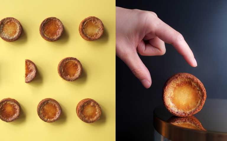 棕櫚糖⿈⾦酥餅舒脆香濃(圖/品牌提供)