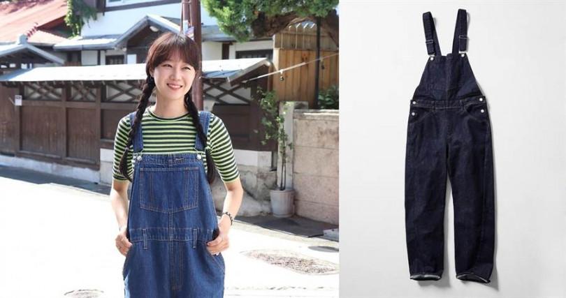 LEVI'S® ENGINEERED JEANS™ 3D BAGGY 連身褲/4,390元(圖/翻攝網路、品牌提供)