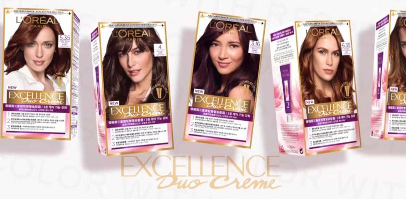 (圖/翻攝自L'Oréal Paris Taiwan YouTube)