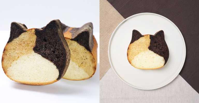 三毛貓或草莓牛奶貓咪吐司一條+聖誕限定版生吐司貓盒+手提袋 優惠價NT599(原價NT980)(圖/品牌提供)