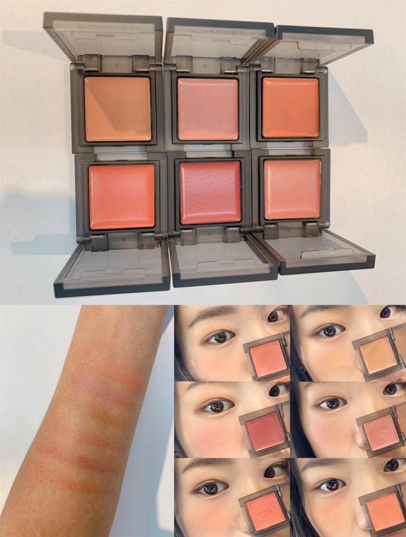 Celvoke玩色煥彩彩妝霜 新6色 1.7g/1,050元  可以自然融入肌膚的絕美洗練色,而且眼唇頰三個地方都能用,會不會太划算了點?