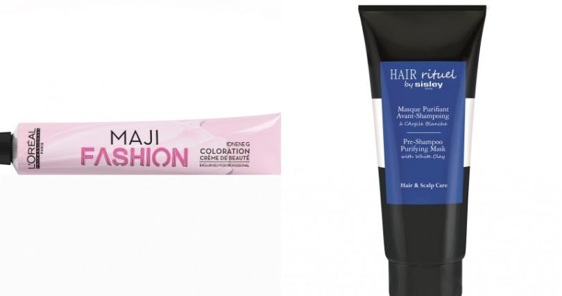 推薦染髮膏MAJI FASHION美肌光澤染,此外,平時也記得要好好保養頭皮,清潔頭皮。HAIR RITUEL BY SISLEY賦活重生深層潔淨髮精露150ml/2,900 元(圖/品牌提供)