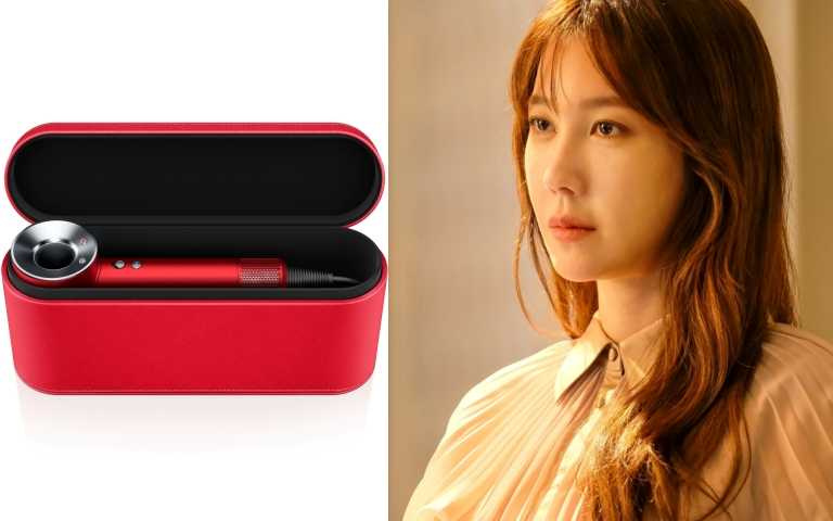 Dyson Supersonic™ 吹風機HD03 全瑰麗紅 春節特別版 配精美禮盒/16,600元