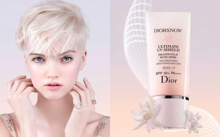 Dior雪晶靈潤色隔離亮妍霜 30ml/2,200元(圖/品牌提供)