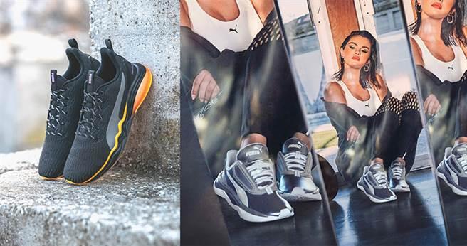 9/26至10/13購買PUMA LQDCELL 系列訓練鞋款,還可再享「PUMA 放肆野鍊」年度最狂運動派對 1+1 搶先報名優惠。【圖/品牌提供】