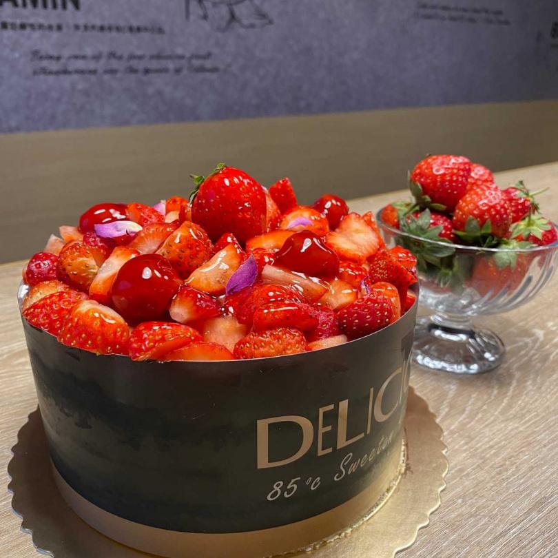 圖為「莓好多多」。