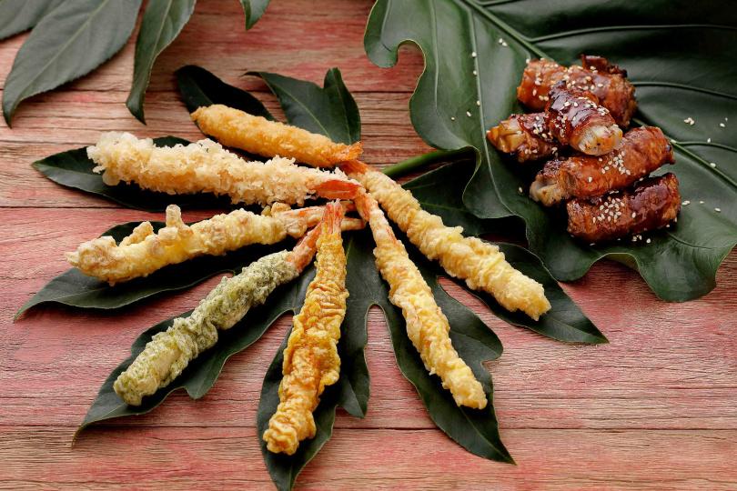 「春天海老炸蝦祭」登場,鮮蝦換上5款創意新麵衣。