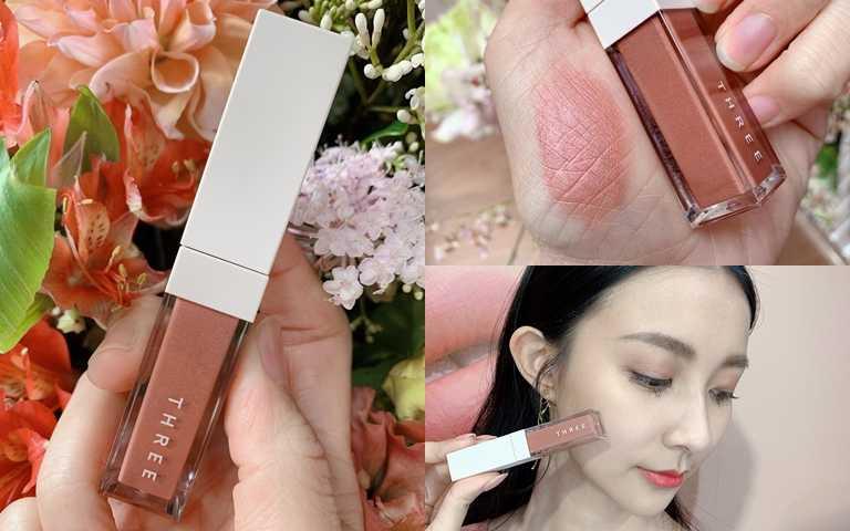 增添紅感色調的櫻粉色,意外地很適合亞洲人的偏黃膚色。(圖/吳雅鈴攝影)