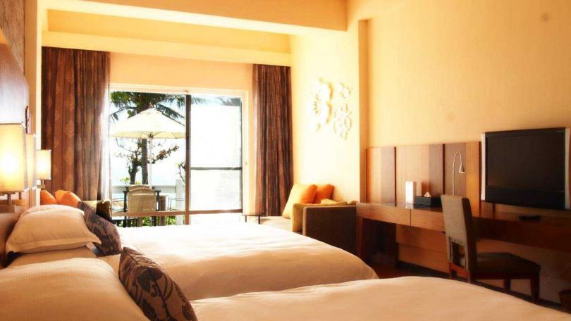圖片來源:墾丁夏都沙灘酒店官網