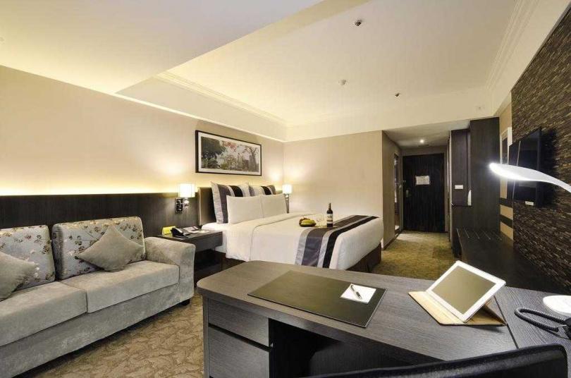 圖片來源:華園大飯店官網